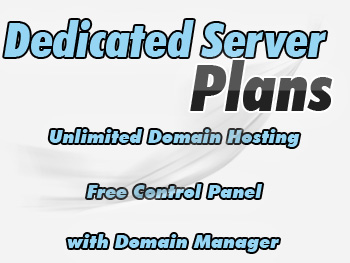 Cheap dedicated hosting server plan